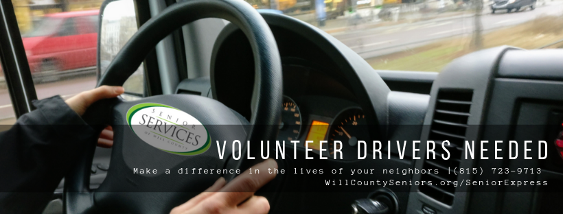 Media Image- Volunteer Drivers Needed